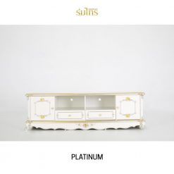 ชั้นวางทีวีหลุยส์ Platinum
